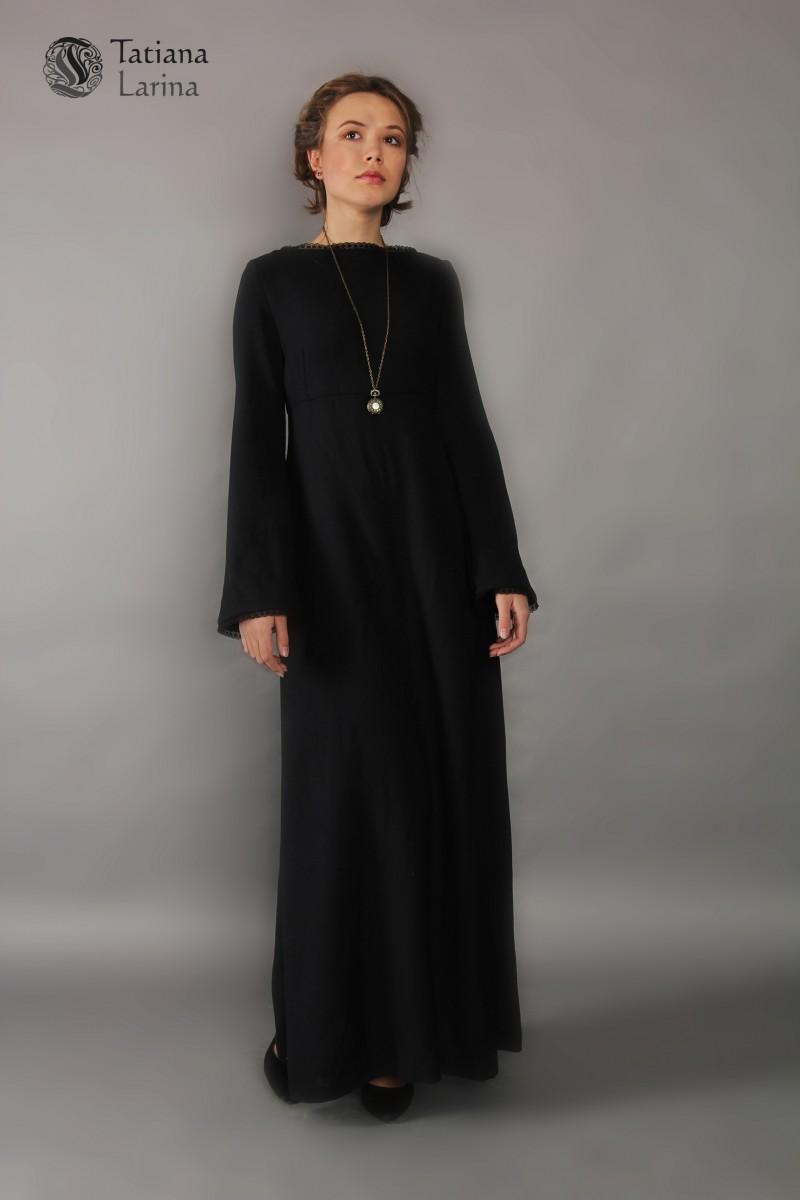 Купить Длинное Платье Из Шерсти