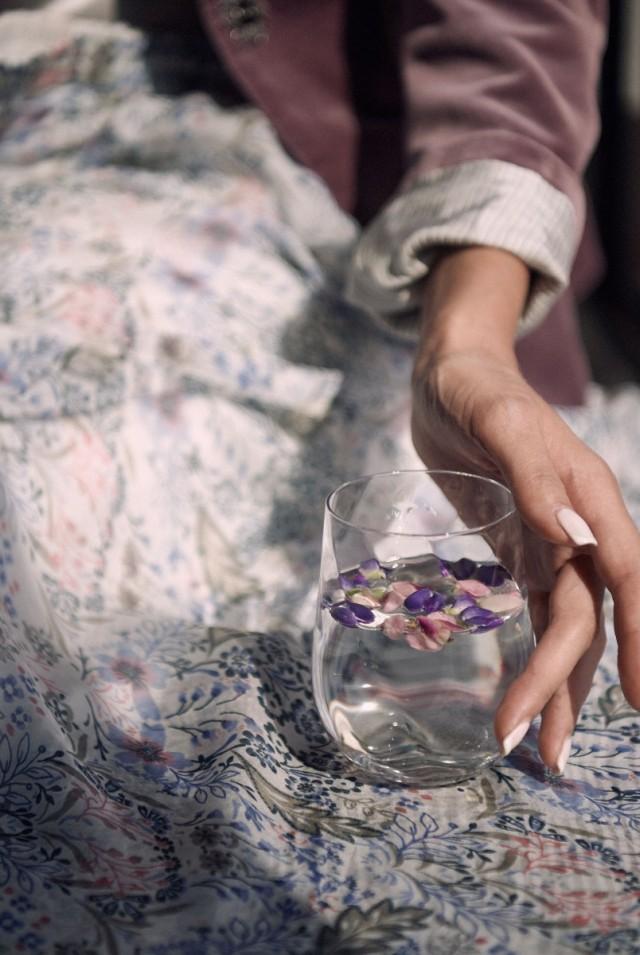 женская летняя юбка на резинке
