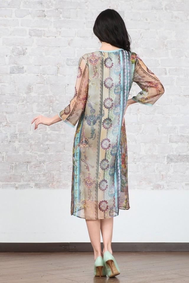шелковое платье купить в смокве