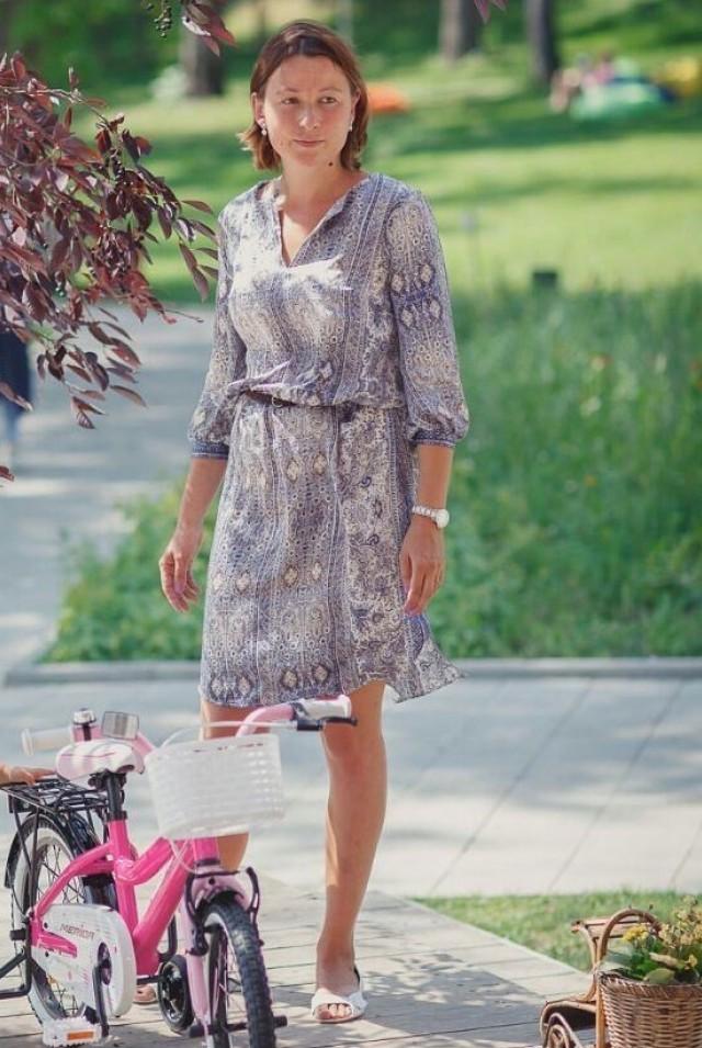 Платье из натурального шелка купить в интернет магазине в Москве