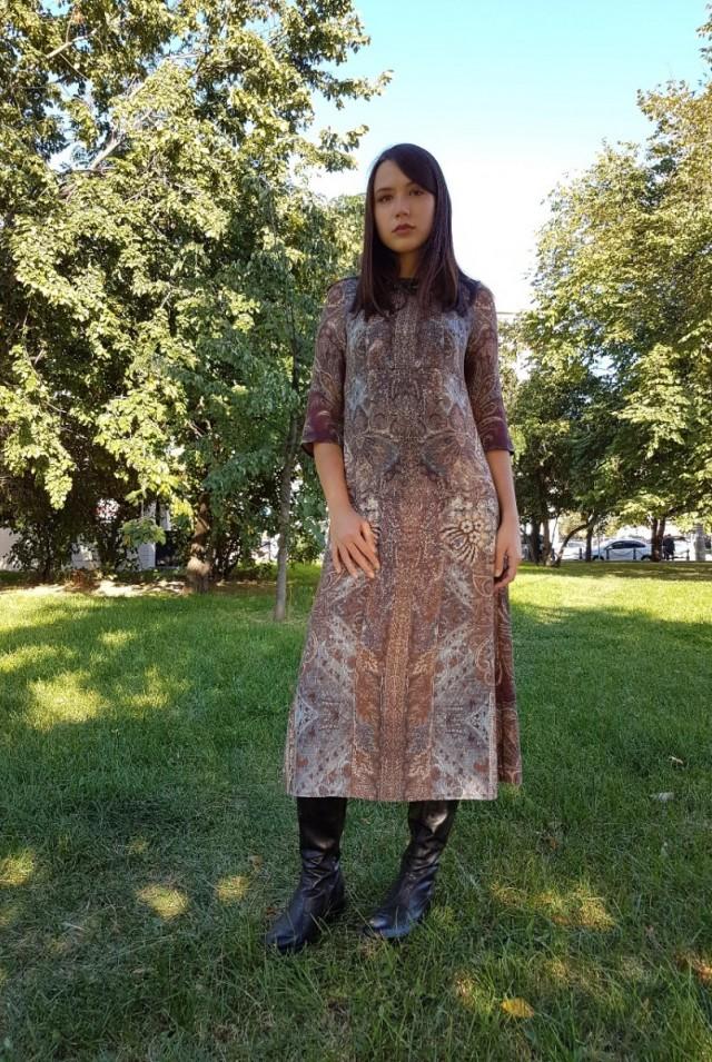 Элегантное нарядное платье на осень зиму купить