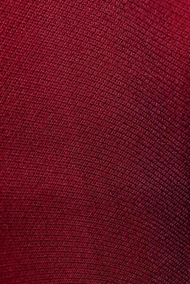 шерстяная бордовая юбка