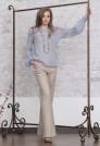 классические женские шерстяные брюки