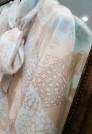 элегантная блуза 100 шелк с бантом