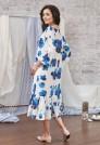 шелковое платье на лето