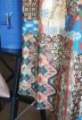 летняя юбка из шифона