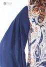 Нарядная блуза из натурального шёлка