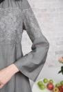 шелковое платье для офиса купить