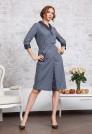 шерстяное платье пиджак